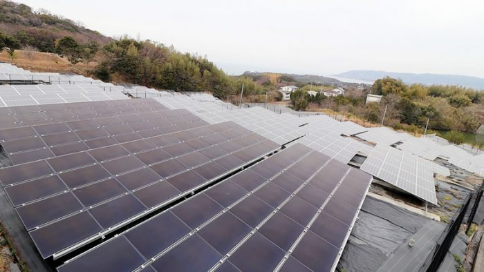 淡路島太陽光発電