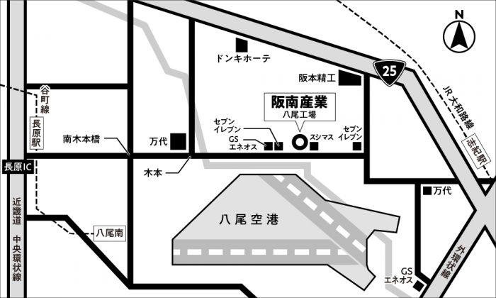 第3工場地図